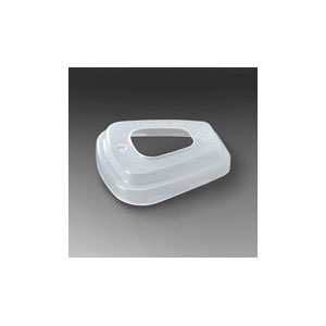 Filter/Pre-Filter Retainer 20/Box for 6000 and 7000 Series Respirators