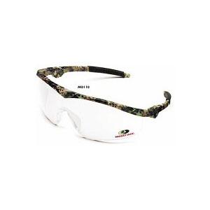 Crews Mossy Oak® Safety Glasses Mossy Oak-Forest Floor Frame/Clear Lens