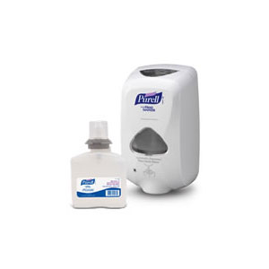 Sanitizer Touch-Free Dispenser for Purell Foam