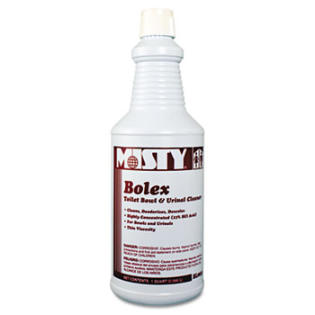 Misty Bolex (26% Hydrochloric Acid Level) Bowl Cleaner