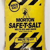 Morton Safe-T-Salt 50 lb