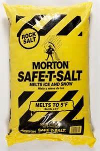 Morton Safe-T-Salt 50 lb