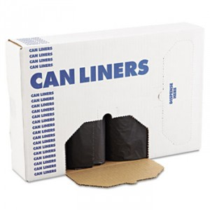 Extra Heavy Duty Repro Trash Can Liners 100/case