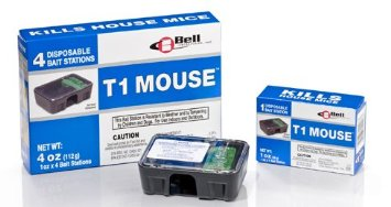 TI Mouse Bait Station