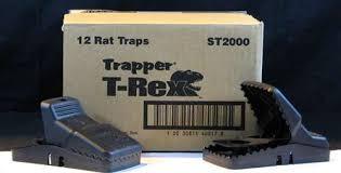 TRAPPER T-REX RAT