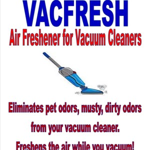 VacFresh lable