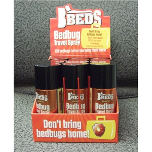 Bed's Bed Bug Travel Spray