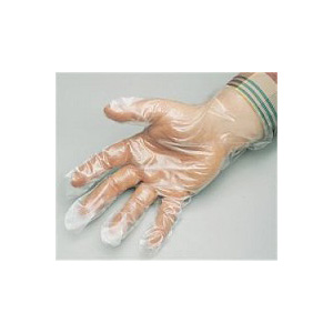 Disposable Powder Free Clear Food Handling Gloves 10,000/ca