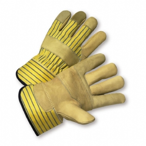 Leather Palm Grain Cowhide Gloves