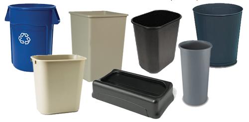 trashcans
