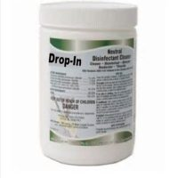 Drop In Neutral Disinfectant quart size jar