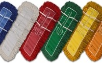 Dust Mop Heads Multi Colored