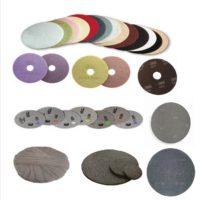 Floor Machine Pads, Sanding Screens & Steel Wool Pads