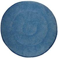 MICROFIBER CARPET BONNETS BLUE
