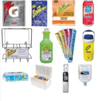 Electrolyte Drinks and Coolers
