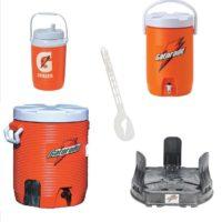 Gatorade Water Coolers 1 gal 3 gal 5 gal