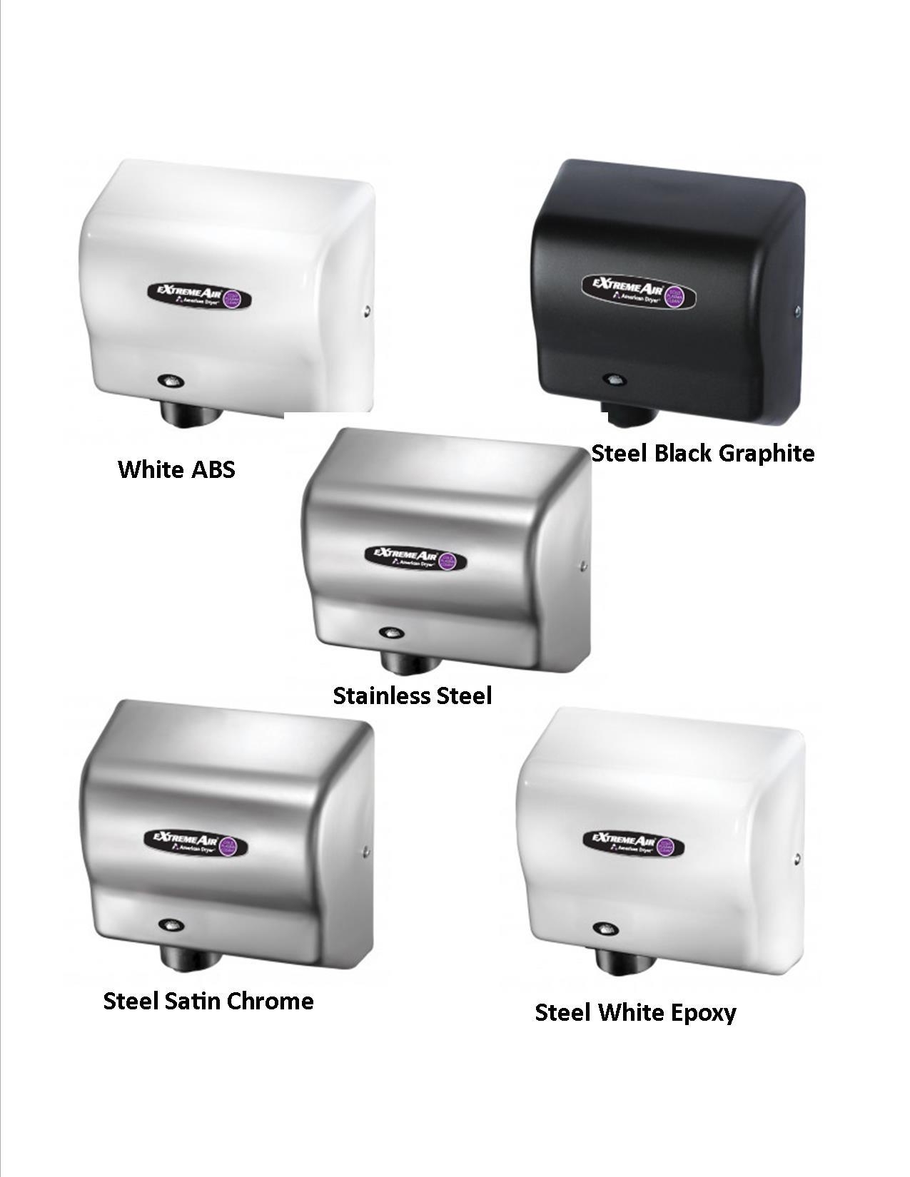 extremeair cpc hand dryers - Air Hand Dryers