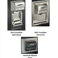 Accessories For Hand Dryers