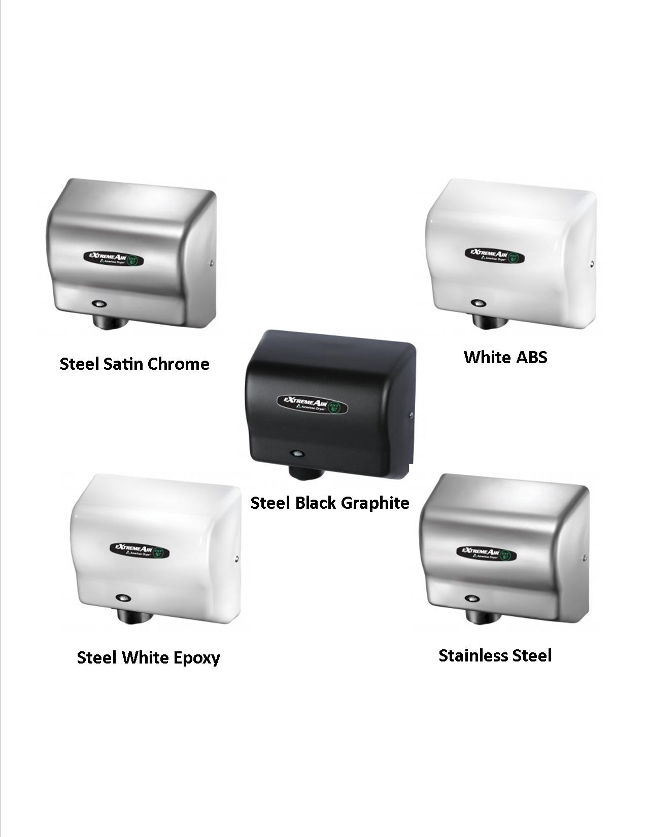 extremeair ext hand dryers - Air Hand Dryers