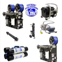 Tucker DI Tanks and Booster Pumps