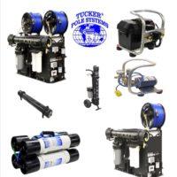 Tucker DI Tanks and Booster Pumps