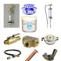 Tucker Dispensers, Detergents & Parts
