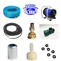 Tucker Hoses, Reels, & Fittings
