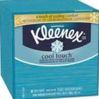 29388 Kleenex Cool Touch Facial Tissue