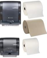 Dispensers and Towels