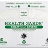 HOS Green 1000 Toilet Seat Covers
