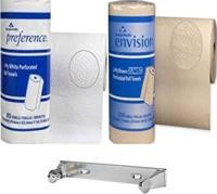Household Roll Towels & Household Roll Towel Dispensers