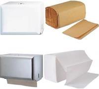 Singlefold Hand Towels & Singlefold Hand Towel Dispensers