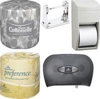 Standard Bathroom Tissue & Standard Bathroom Tissue Dispensers