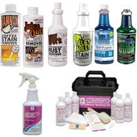 Carpet and Upholstery Stain Removers & Deodorizers