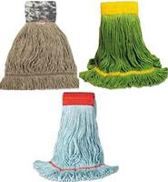 Green Cleaning Mops