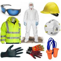 Protective Gloves & Protective Clothing