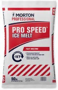 Morton Professional Ice Melt 50 lb
