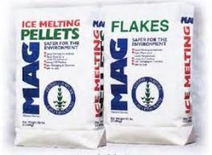 Mag Flakes and Pellets