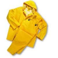 4035 Double Ply Rain Suit Bib Jacket