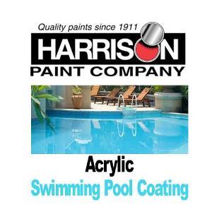 708-01 Waterborne Acrylic Swimming Pool Paint White