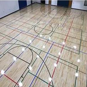 Gym Floor Line Marking Paint
