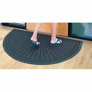 Waterhog Grand Classic-Half Oval Entrance Mats