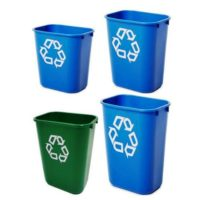 Wastebaskets, Recycling