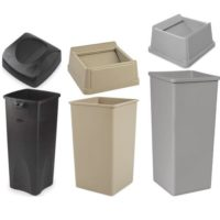 Untouchable® Trash Containers