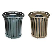 Americana Series™ Outdoor Waste Containers