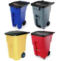 Rollout Trash Containers
