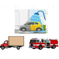 Car & Truck Wash Products