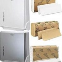 Multi-Fold & C-Fold Hand Towels and Dispensers
