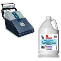 Carpet Cleaning Chemicals for Von Schrader Equipment