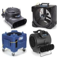 Carpet Blowers and Dryers